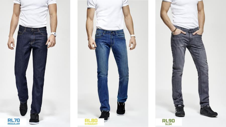 Le guide fit jeans homme Rica Lewis