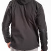 Veste soft shell stretch doublée