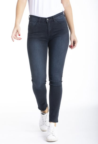 Jeans slim push up CARMEL