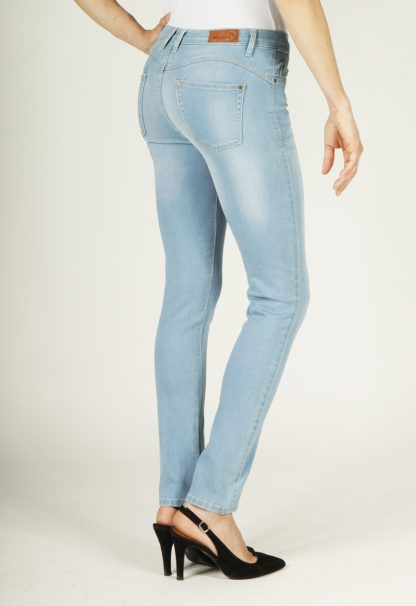 Jegging stretch taille haute EOLA