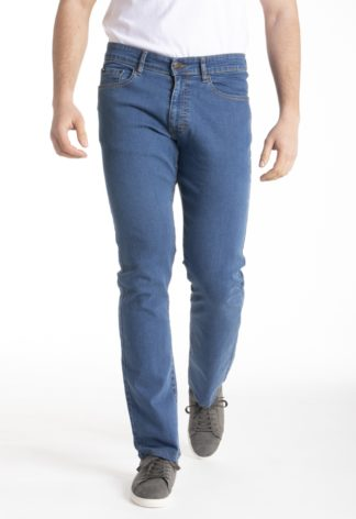 Jeans RL70 coupe droite stretch stone GAMM2