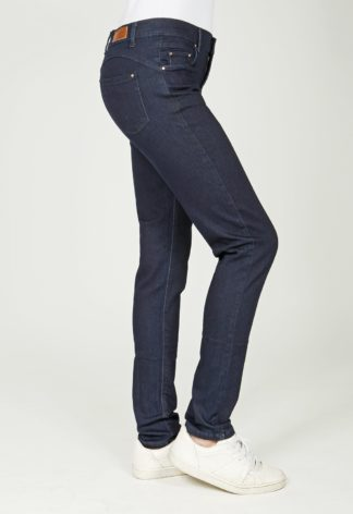 Jegging stretch brut taille haute JEGG